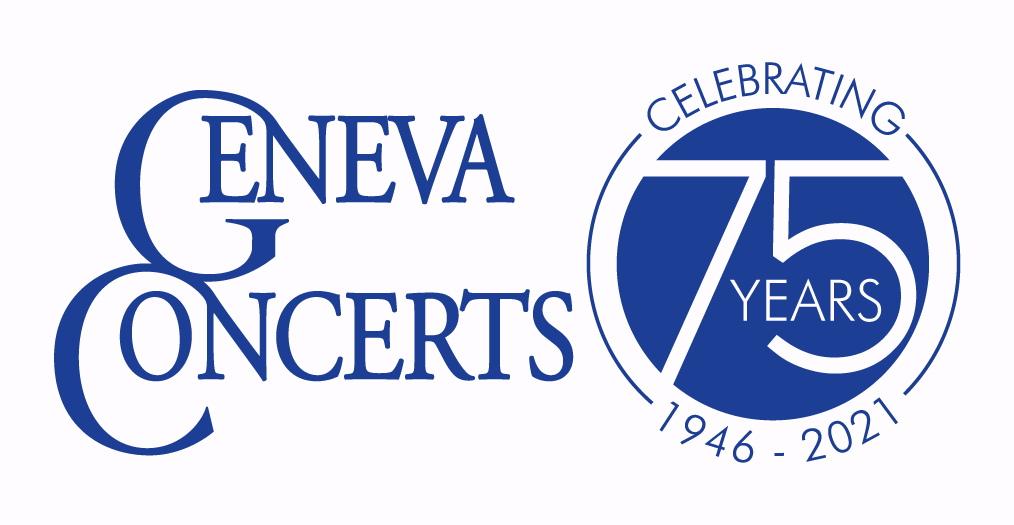 Geneva Concerts   2019-2020 Season Schedule